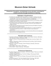 Professional Nursing Resume Template – Amere