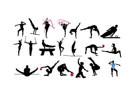 vault gymnastics silhouette. Interesting Silhouette DOWNLOAD On Vault Gymnastics Silhouette B