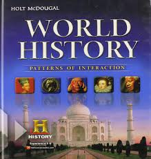 World History Textbook Patterns Of Interaction Gorgeous World History Patterns Of Interaction Student Edition Survey