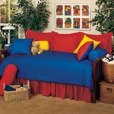 blue daybed set