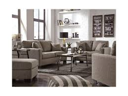 Ashley Furniture Hearne Contemporary Full Sofa Sleeper with Track