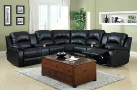 black sectional couches. Perfect Black Sectional Couch Black Sofas With Recliners Gray  Small  And Black Sectional Couches H