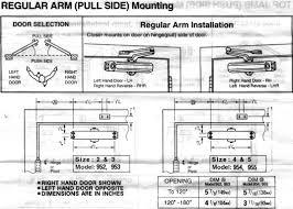 door closer specifications sparker 950 specifications jpg