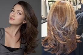 تصفيفة الشعر المتتالية لشعر طويل أصناف من تتالي للشعر الطويل