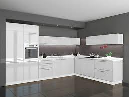 Lovely High Gloss Küche L Form 360 X 220 Cm Ohne Geräte.