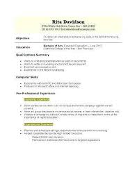 Job Resume High School Student Impressive High School Student Resume Samples Fresh High School Student Resume