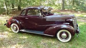 1938 Chevrolet Master Deluxe Business Coupe - YouTube