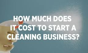 Names Of Cleaning Businesses Basic Start Up Costs How Much Does It Cost To Start A Business