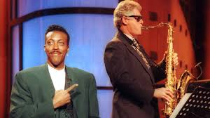 Prince also sat down for a rare interview with hall. The Dog Pound S Back Arsenio Hall Returns To Late Night Kqed