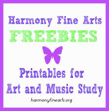 Free Downloads Harmony Fine Arts