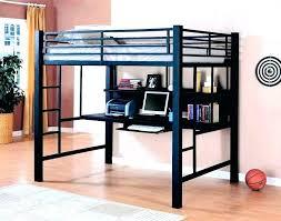 ikea bunk bed frame loft bed frame with desktop ikea loft bed frame uk