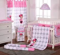 minnie mouse bedroom design disney baby minnie mouse polka dots piece crib bedding set