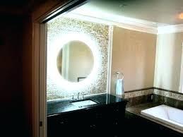 bathroom vanity mirror lights. Vanity Mirror With Light Lights Around It Bathroom  Unique . D