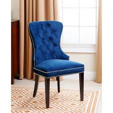 Small Picture Dining Room Royal Blue Chairs Set Tufted Chair Uk Interior Design
