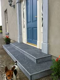 front door stepsStone Steps  Manor Stone Quarries Ireland
