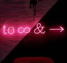 ♥Audreen~M♥ NEON SIGNS #neon #colour #neonsigns   Neon quotes, Neon signs  quotes, Neon words