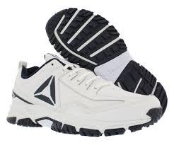 reebok ridgerider leather 4e athletic men s shoes size