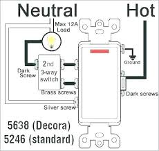 leviton light switch diagram wiring diagrams bib