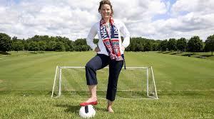 Gretchen Hamm is working to boost the Washington Spirit ...