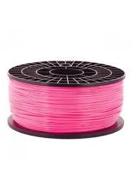 Катушка <b>пластика ABS</b> - цвет <b>розовый</b>, 1 кг