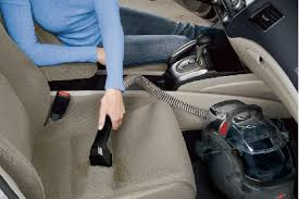 cleaning car upholstery carpet