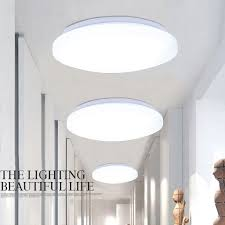bright 24w round led ceiling down light panel wall kitchen bathroom room lamp uk 717643873549