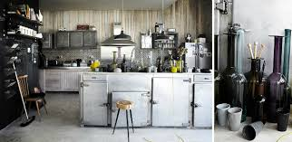 industrial kitchen furniture. Industrial Kitchen Weathered Factory Wood Furniture R