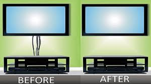 flatscreen tv wall hanging and mounting