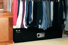 small closet safe