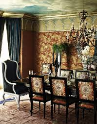 How To Create A Sensational Dining Room With Red Panache - Dining room red paint ideas