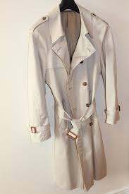 torre waterproof trench coat