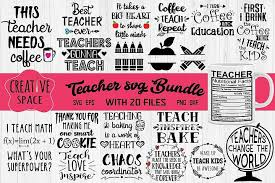 You can use these free svg images for your website, for your web app or simply for your next commercial project. Design Bundles Free Teacher Svg Bundle Commercial Facebook