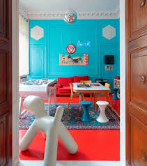 red room furniture. Turquoise-with-red-accents Red Room Furniture A