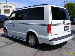 1998 White Chevrolet Astro LT AWD Passenger Van #18021544 Photo #3 ...