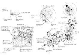 1997 honda accord serpentine belt routing and timing belt diagrams serpentine and timing belt diagrams