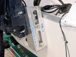 cmc pl 65 electric hydraulic transom jack plate iboats com cmc pl 65 electric hydraulic transom jack plate