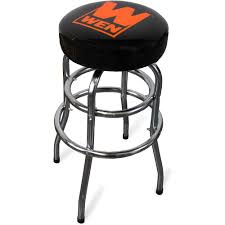 bar stool with wheels. Padded Garage Work Bench Shop Seat Bar Stool Swivel Mechanic Chair Heavy Duty Stools Chairs With Wheels I