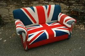 british flag furniture. Best Of British Designs Vintage Union Flag Victorian Howard Style Drop Arm Sofa Furniture