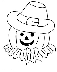 Small Picture Thanksgiving Coloring Pages Easy Coloring Page