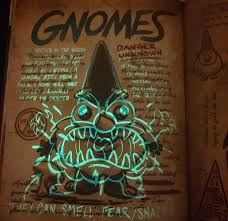 gravity falls book 3 pages all image journal 3 special edition gnome page