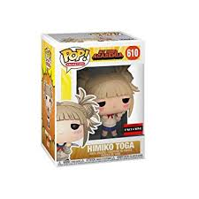 Funko <b>My Hero</b> Academia Himiko Toga Pop Figure (AAA <b>Anime</b>