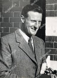 Group Captain Thomas Frederick Dalton Morgan Wartime Editorial Stock Photo  - Stock Image | Shutterstock