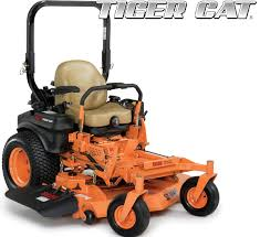 tiger cat zero turn rider scag power equipment scag tiger cat