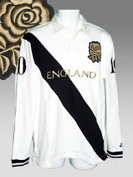 new nike vintage england cotton rugby shirt white black gold rose small s 886059793267