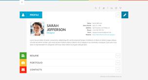 Free Resume Theme Wordpress Wordpress Resume Template Therpgmovie 5