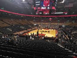 Scotiabank Arena Section 102 Toronto Raptors