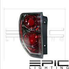 2006 Honda Pilot Brake Light Bulb Replacement Detalles Acerca De Fits 06 08 Honda Pilot Tail Light Lamp Driver Side Left Only
