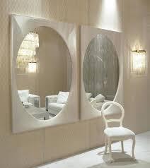 custom made wall mirrors designer oval crocodile leather mirrors sharing beautiful designer home custom wall mirrors