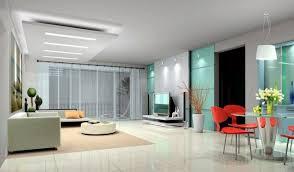 3D interior design living room