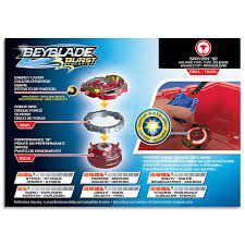 Beyblade Light Up Launcher Beyblade Burst Rip Fire Pack Light Up Top With Launcher
